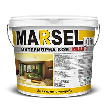 Marsel pro Интериорна боя клас 2