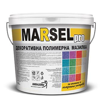 Marsel Pro Декоративна полимерна мазилка