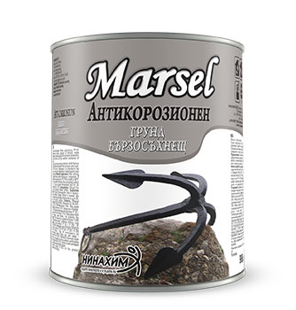 Marsel Анткорозионен грунд бързосъхнещ