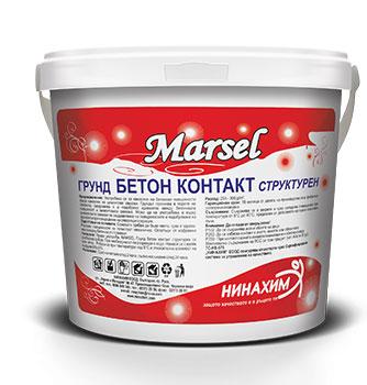 Marsel Грунд бетон контакт структурен