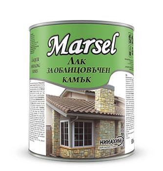 Marsel Лак за облицовъчен камък