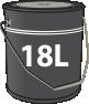 Разфасовка 18 литра