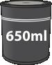 Разфасовка 650 милилитра