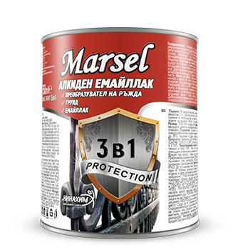 Marsel 3в1 Алкиден Емайллак