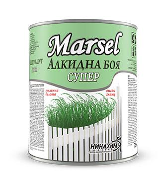 Marsel Алкидна боя супер