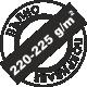 Разход 220-225 грама на квадратен метър
