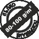 Разход 80-100 грама на квадратен метър