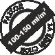 За един слой 100-150 милилитра на квадратен метър