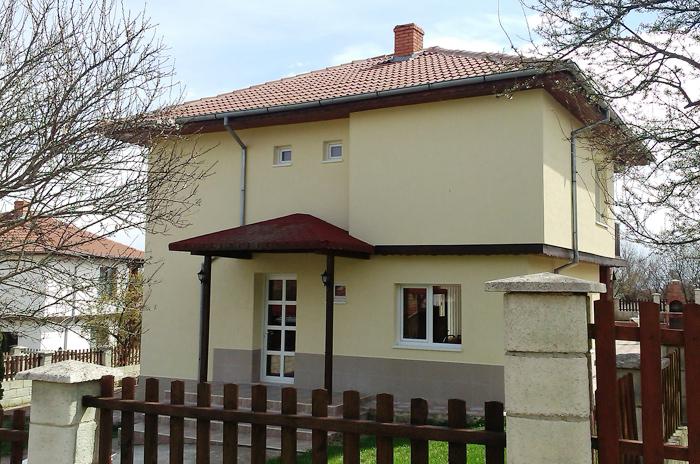 Еднофамилна къща, с. Кантарджиево